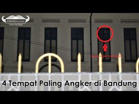 Video PENAMPAKAN! 4 Tempat Paling Angker di Bandung