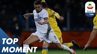Vecino Makes It 3 For Inter!   Frosinone 1-3 Inter   Top Moment   Serie A