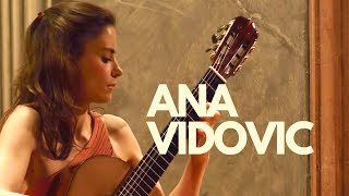 Ana Vidovic plays Vals Venezolano No. 3 by Antonio Lauro クラシックギター