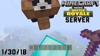 fortnite minecraft server