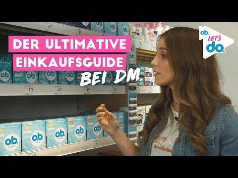 So findest du das richtige Damenhygieneprodukt | o.b.® Let's do — mit BarbaraSofie