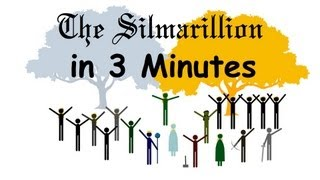 The Silmarillion In Three Minutes: A Condensed Version of JRR Tolkien's History of Middle-earth