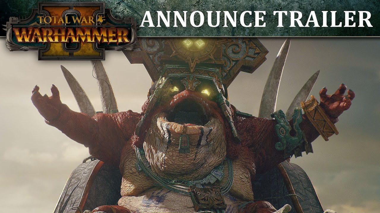 Trailer di Total War: Warhammer II