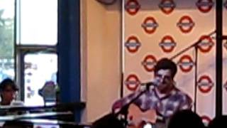 How It Goes (Acoustic) - Anthony Green at Waterloo Records in Austin, TX