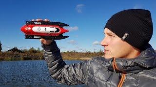 Радиоуправляемая лодка Volantex V795-2 для бассейнов,озёр,рек,морей и океанов?