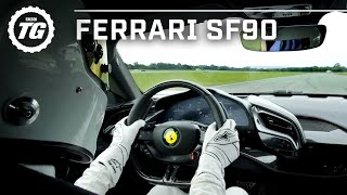 [Top Gear] FASTEST TOP GEAR LAP? Ferrari SF90 Stiglap