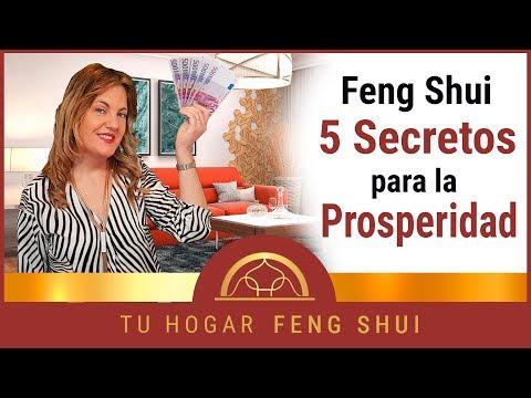 ►Feng Shui ⭐ ⭐ ⭐ ⭐ 5 Secretos para la Prosperidad