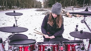 Alan Walker - Faded - Drum Cover (2018)   By TheKays