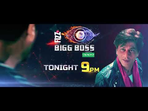 Bigg Boss: Tonight 9 PM.