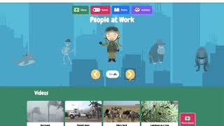 Content Worlds – Early Learning – World Book online