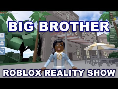 BIG BROTHER..BUT ROBLOX VERSION | ROBLOX ROLEPLAY