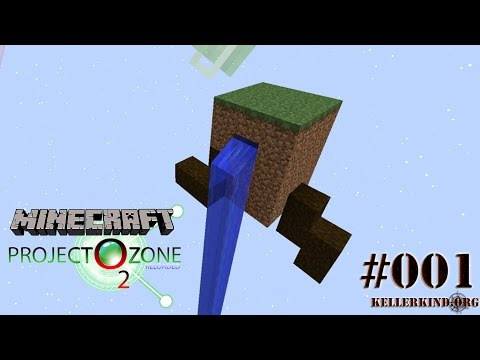 Project Ozone 2 Reloaded #1 – Gestrandet im Nichts! ★ Let's Play Minecraft Modded [HD|60FPS]