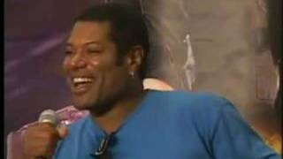 Christopher Judge at the Stargate SG-1 Con