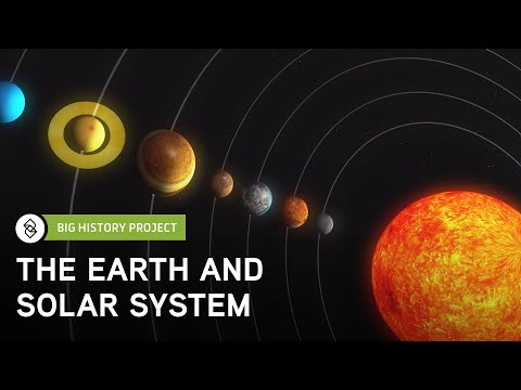A thumbnail for: 4. Our Solar System & Earth
