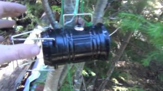 Солнечные батареи для охоты и рыбалки
