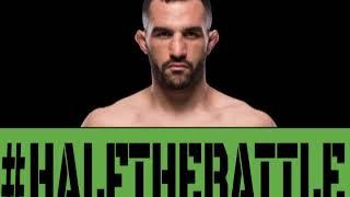 UFC Sao Paulo: Jared Gordon talks Hacran Dias & addiction on Half The Battle