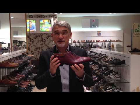 Quarvif Schuhe - rot - Herrenschuh im Onlineshop kaufen