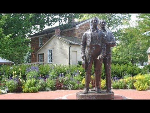 Carthage Jail: The Martyrdom of Joseph Smith, Carthage, Illinois