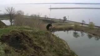 Покатушки на Киевском море. 2005г.