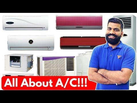 All About A/C – Inverter AC Vs Non Inverter AC? What is Ton? Star Rating? Window AC Vs Split AC?
