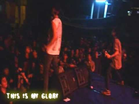 Crime Of Violence - This Is My Glory medley to Pay Back Time Live at USNI 18 december 2010 (HQ)