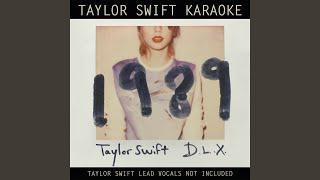 Style (Karaoke Version)