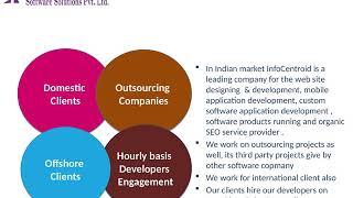 InfoCentroid Software Solutions Pvt.Ltd. - Video - 1