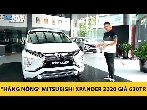 Mitsubishi Xpander Mẫu Mới Nhất 2020 Khuyến Mãi Sốc