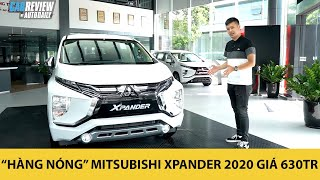 "Soi chi tiết ""hàng nóng"" Mitsubishi Xpander AT 2020"
