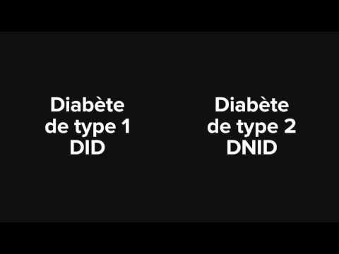 Traitement du diabète pcheloproduktov
