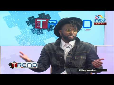 #theTrend: Kagwe Mungai releases his next song in October