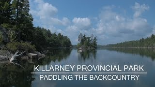 Killarney Provincial Park - Backcountry Overview