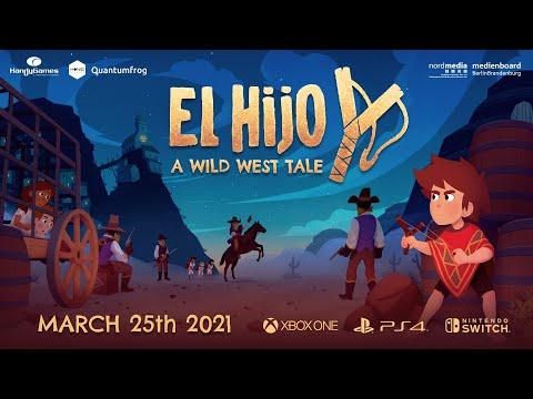 El Hijo : A Wild West Tale : Trailer annonce sortie sur consoles