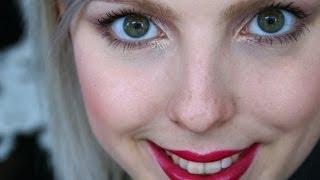 5 Minutové Přirozené Líčení Bez Štětců Makeup Tutorial