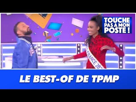 Cyril Hanouna danse avec Miss France et les chroniqueurs passent un test de culture générale