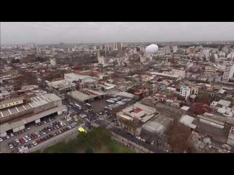 Nuevo sistema de vigilancia en la Ciudad con cámaras en altura