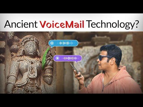 WAT? Oude indianen gebruikten VOICEMAIL? Geheim van 'ShukaBhashini' | Geavanceerde oude technologie