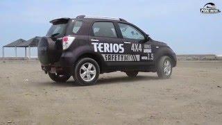 DAIHATSU TERIOS  SAFETY MT  ANALISIS Y PRUEBA (TEST DRIVE) PUROMOTORTV.pe