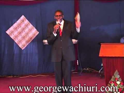 George Wachiuri launches Soaring Like an Eagle Book