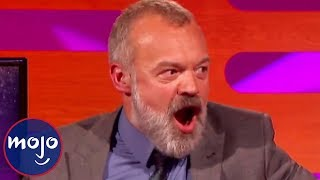 Top 10 Times Graham Norton Lost It