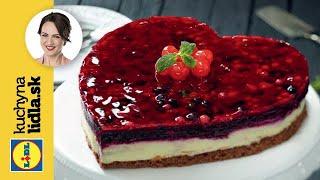 Tvarohovo-čokoládová torta s ovocím | Adriana Poláková | Kuchyna Lidla