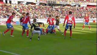 Highlights: HIF - AIK 1-2
