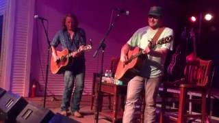 Touch - Josh Abbott & William Clark Green (acoustic)