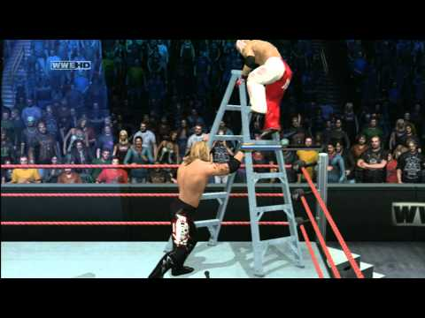 CGR Undertow - WWE: SMACKDOWN VS. RAW 2011 for Xbox 360 Video Game Review