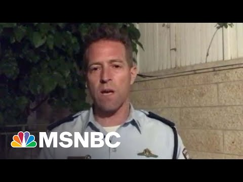 One-On-One With Israel's Police Spokesman | MSNBC