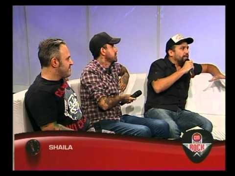 Shaila video Entrevista CM Rock - Marzo 2016