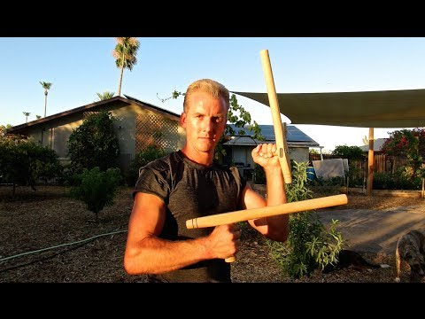 Tonfa Martial Arts - Devastating Tonfa Techniques