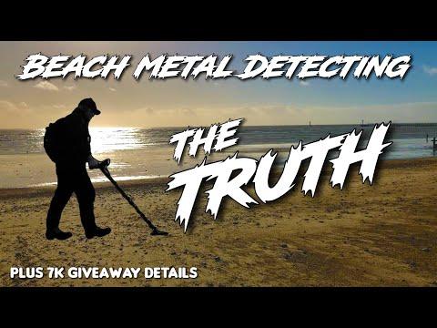 Beach Metal Detecting THE TRUTH UK 2020