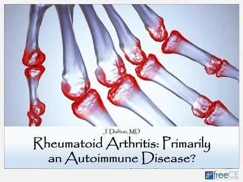 Video Rheumatoid Arthritis: Primarily an Autoimmune Disease