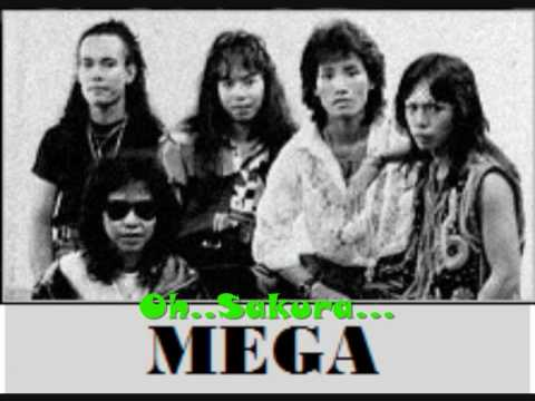 Video MV MEGA SEKUNTUM BUNGA SAKURA DIGURUN SAHARA